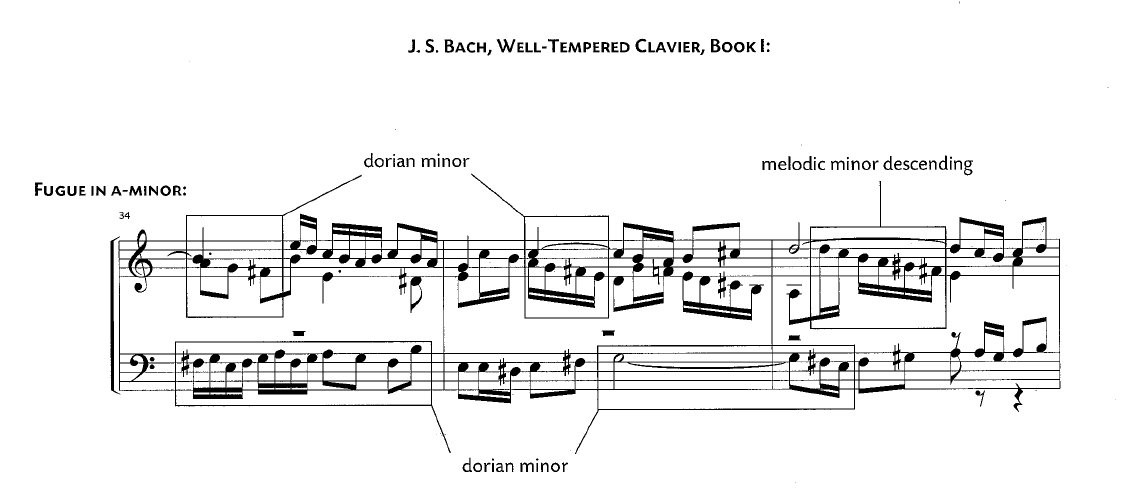 bach example